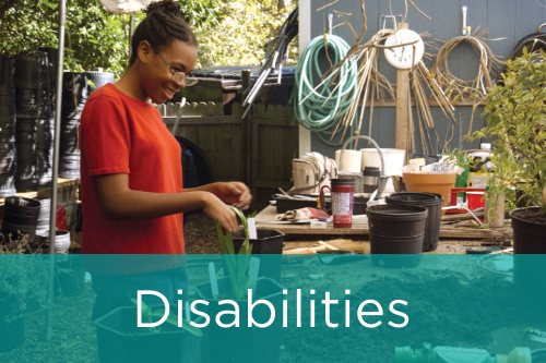 Intellectual & Developmental Disabilities