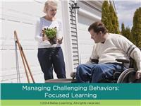 Managing Challenging Behaviors Focused Learning